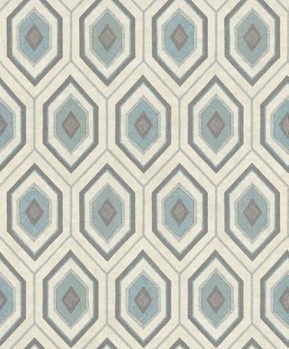 Non-Woven Wallpaper Combs cream silver Rasch Textil 096514 online kaufen