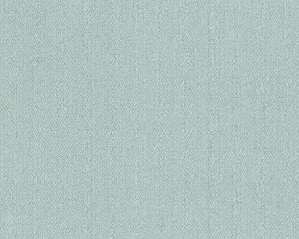 Vliestapete Ethno Karo türkis livingwalls Hygge 36381-4 online kaufen