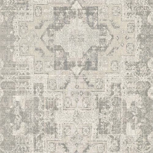 Non-Woven Wallpaper Boho taupe cream 148655 online kaufen