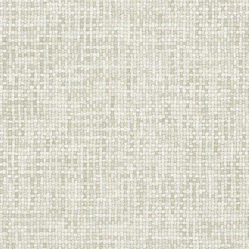 Non-Woven Wallpaper Woven Retro beige 148660