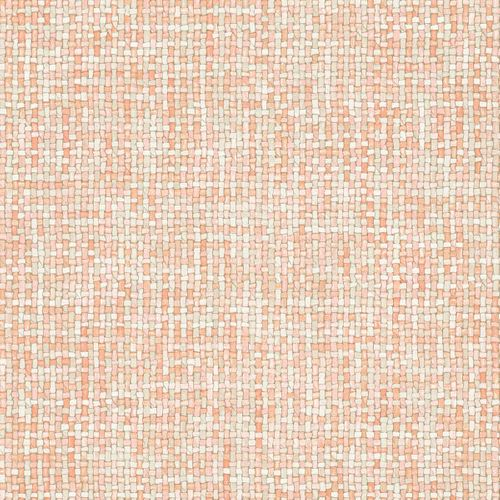Non-Woven Wallpaper Woven Retro apricot 148661 online kaufen