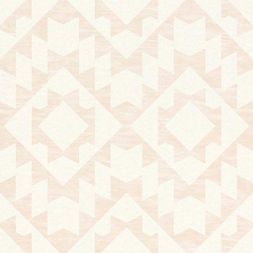 Non-Woven Wallpaper Ethno Retro apricot 148675 online kaufen