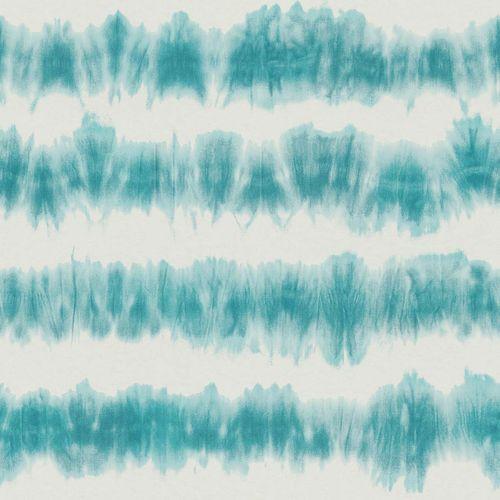 Non-Woven Wallpaper Aquarelle turqoise 148687 online kaufen