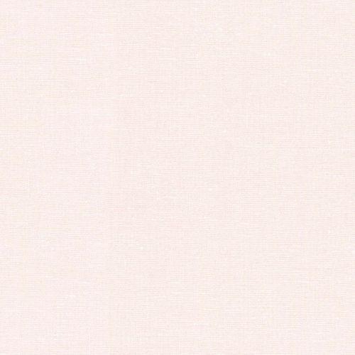 Vliestapete Textil-Design rosa cremeweiß 48692