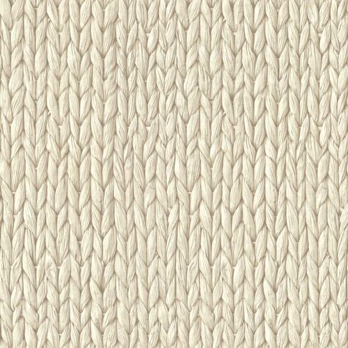 Vliestapete Seil Tau Vintage beige World Wide Walls 48699