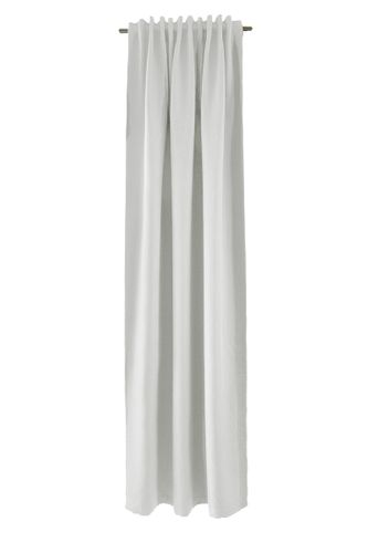 Loop Curtain Drape Plain Galdin blackout white 5951-67 online kaufen