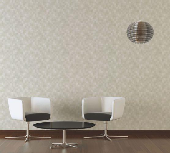 Vliestapete Mosaik Kacheln cremebeige livingwalls 36390-3 online kaufen