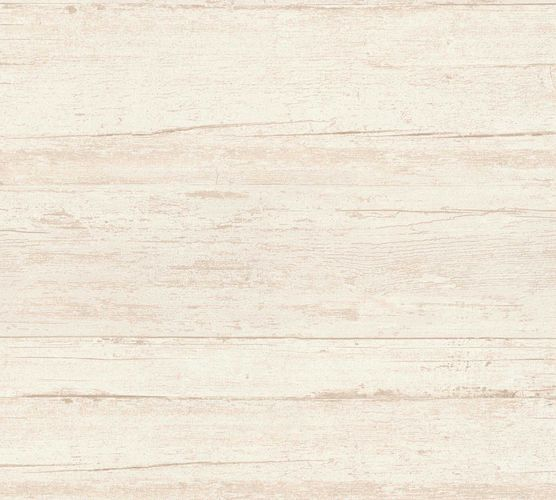 Non-Woven Wallpaper Wood Look cream-brown livingwalls 36394-4 online kaufen