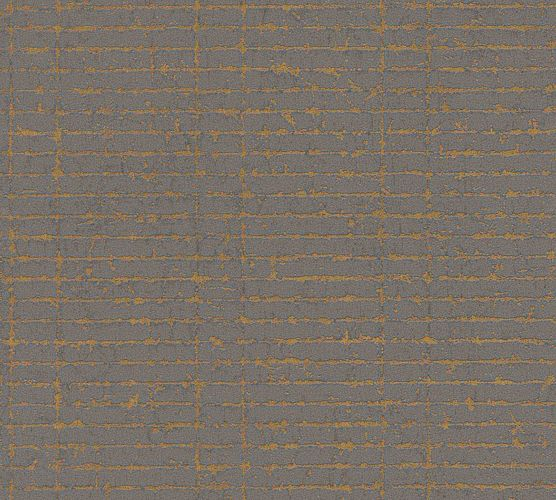 Non-Woven Wallpaper Stripes anthracite livingwalls 36395-2