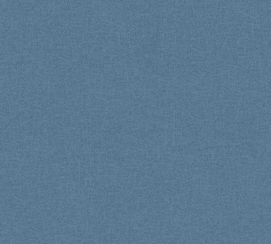 Non-Woven Wallpaper Plain Design blue livingwalls 36396-1