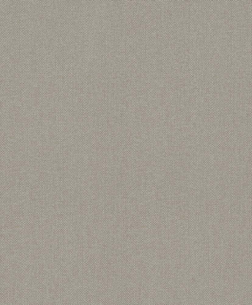 Vliestapete Textilstruktur Grau Braun Rasch Textil 229195