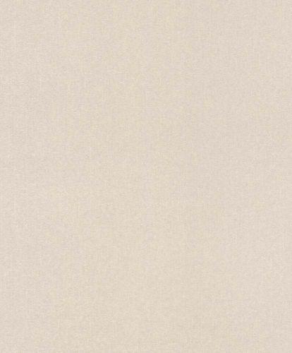 Vliestapete Striche creme silber Glitzer Rasch Textil 229416