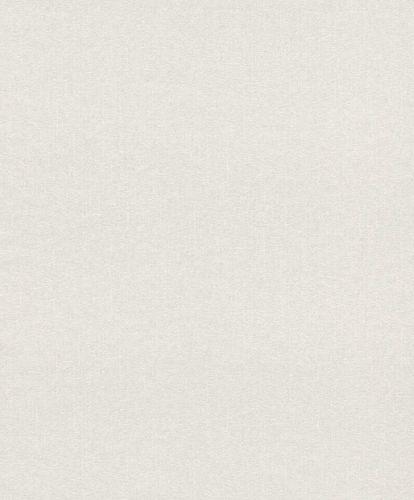 Vliestapete Striche weiß silber Glitzer Rasch Textil 229423