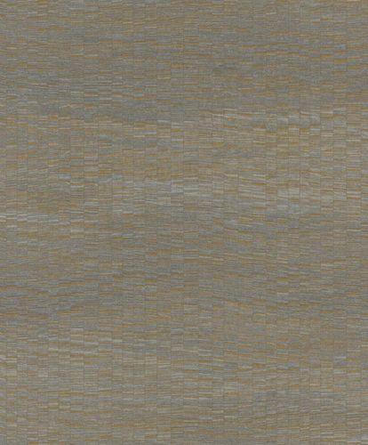 Vliestapete Streifen grau gold Glanz Rasch Textil 229522