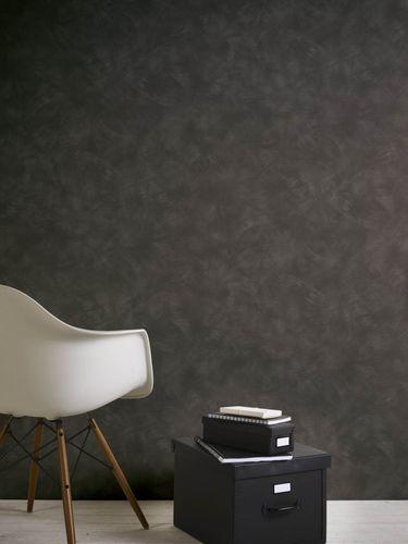Wallpaper plaster design anthracite AS Creation 36154-1 online kaufen