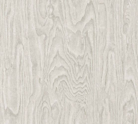 Wallpaper wooden grain design grey AS Creation 36332-1