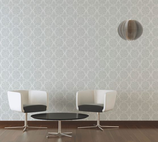 Wallpaper boho ornament grey white AS Creation 36463-1 online kaufen