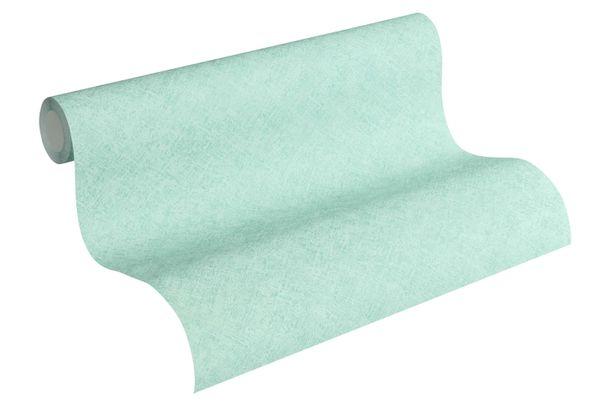 Wallpaper textured design turquoise green AS Creation 36464-6 online kaufen