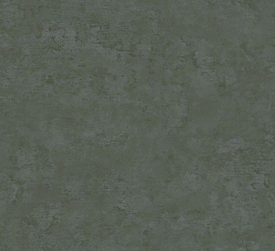Ambrosia Vliestapete Used-Stil dunkelgrün glanz 104975 online kaufen