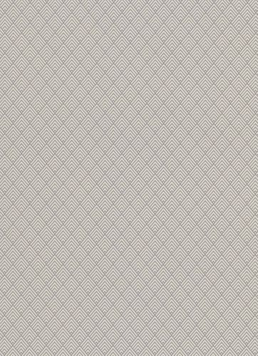 Wallpaper ethno design cream taupe gloss Erismann 5412-38