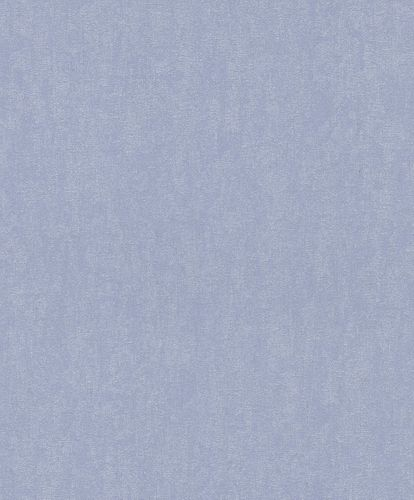 Non-Woven Wallpaper mottled design blue cream Rasch 402308