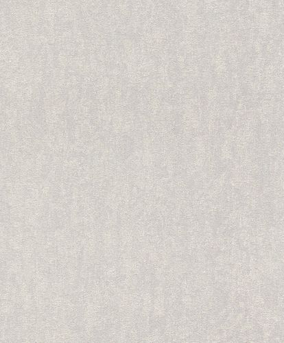 Non-woven wallpaper Rasch vintage light grey 402353
