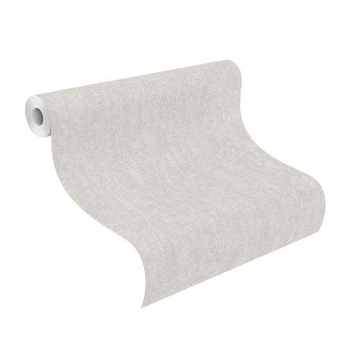 Non-woven wallpaper Rasch vintage light grey 402353 online kaufen