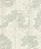 Non-Woven Wallpaper Rasch tree floral cream green 410815 001