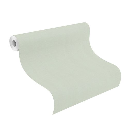 Non-Woven Wallpaper Rasch textured design grey green 411881 online kaufen