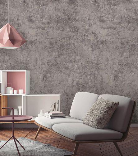 Non-Woven Digital Print Wallpaper concrete stone | MO6001 online kaufen