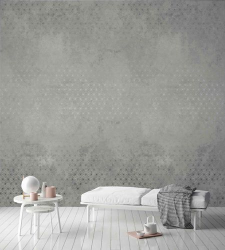 Non-Woven Digital Print Wallpaper vintage concrete | A35101