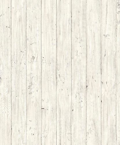 Wallpaper vintage wood cream grey GranDeco Facade FC1001 online kaufen