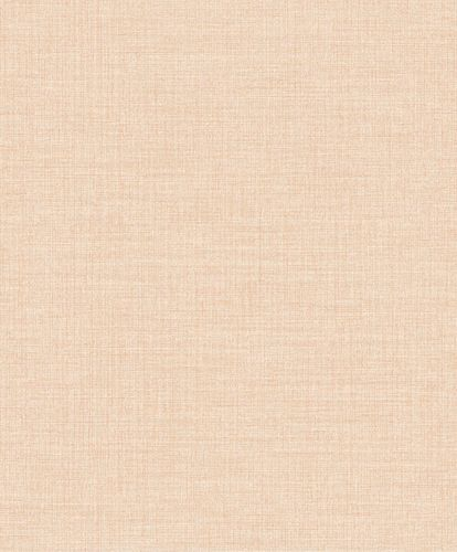 Wallpaper texture plain apricot GranDeco Facade FC1201