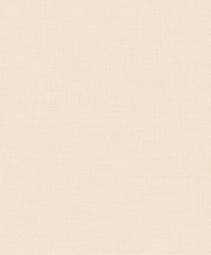 Vliestapete Textil Einfarbig cremebeige GranDeco FC1204 online kaufen