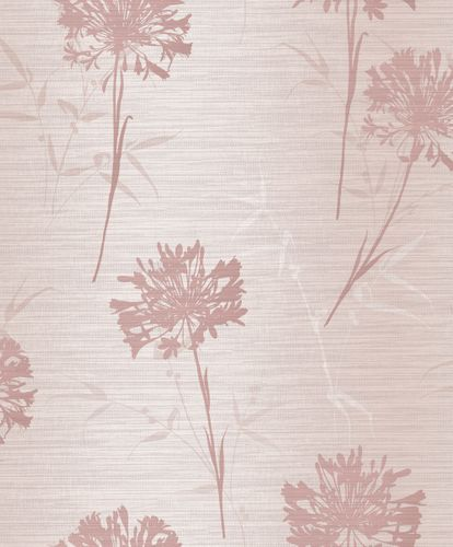 Non-Woven Wallpaper Asia Grass Rose Arthouse 293000 online kaufen