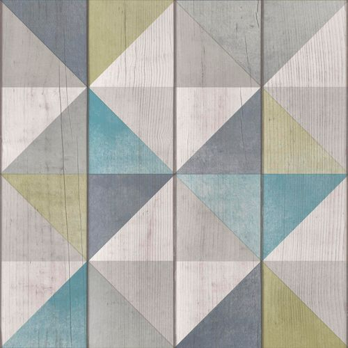 Non-Woven Wallpaper wood panels geometric grey EP3102 online kaufen