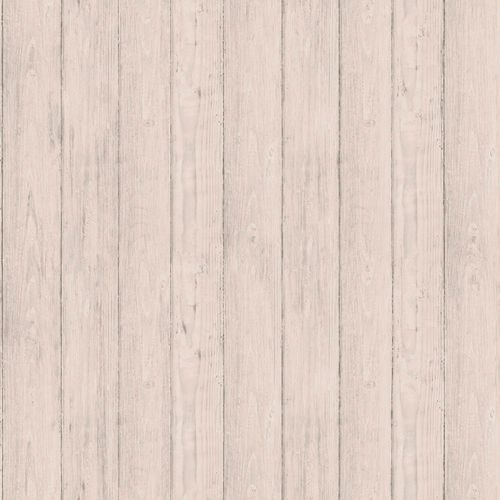Non-Woven Wallpaper wood panels rustic cream EP3903