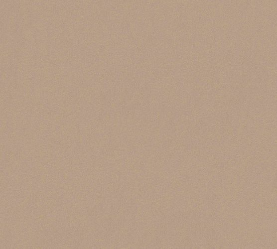 Designer Wallpaper Michalsky plain brown 36504-4