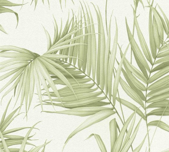 Designer Wallpaper Michalsky palm floral green 36505-1 online kaufen
