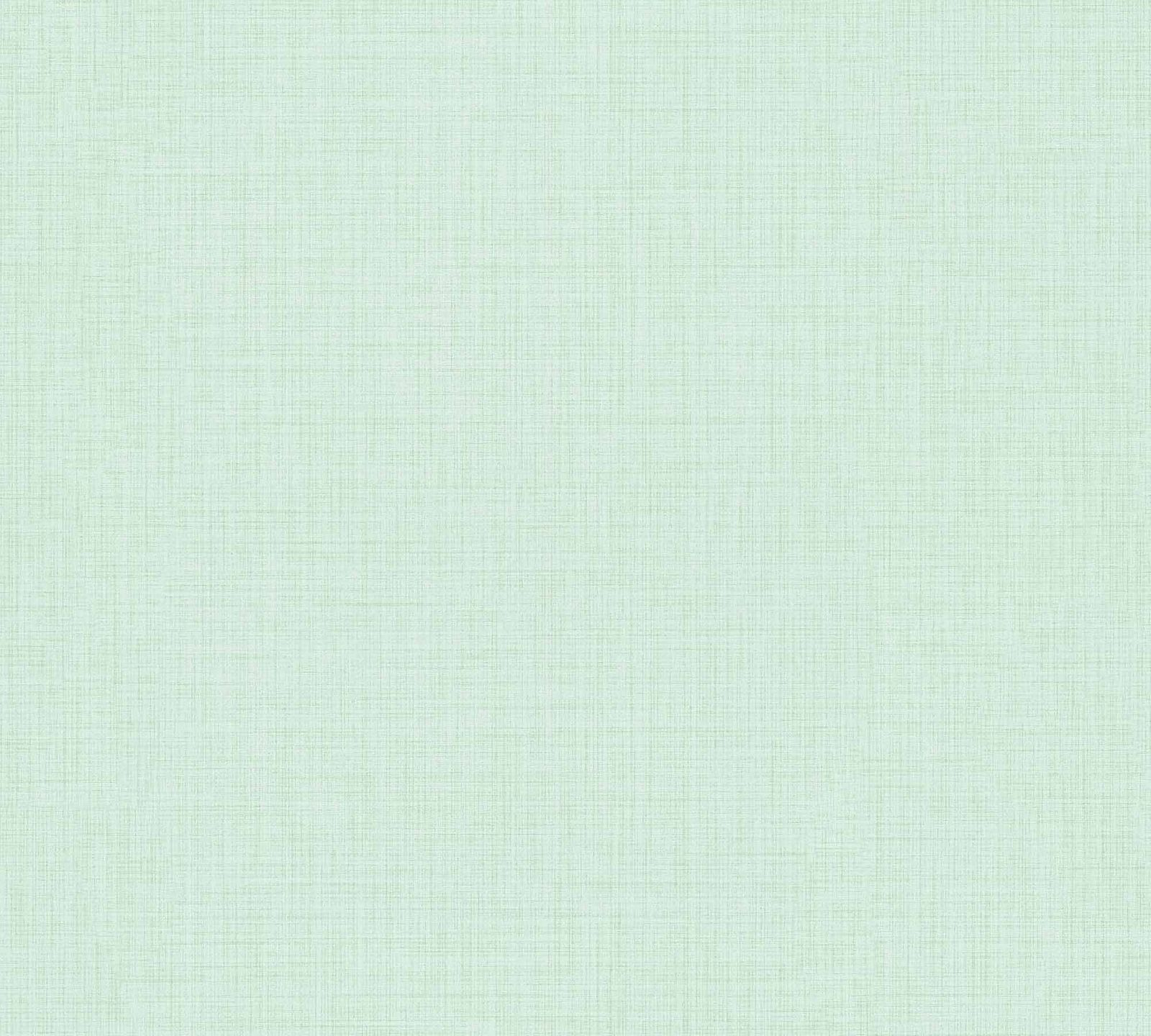 Designer Wallpaper Michalsky plain textile green 36517-2 001