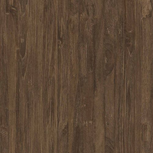 Non-woven Wallpaper Rasch 3D wood red brown 528404