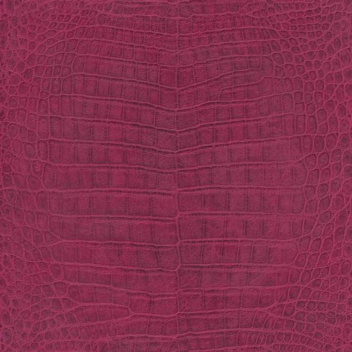 Non-woven Wallpaper Rasch crocodile skin pink 528701