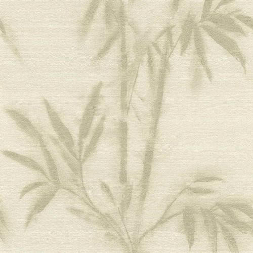 Non-woven Wallpaper Rasch bamboo aquarelle beige 529142