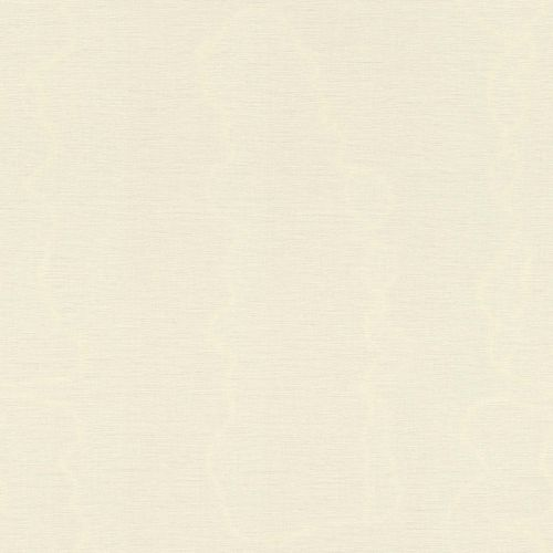 Non-woven Wallpaper Onszelf plain textile cream 531312