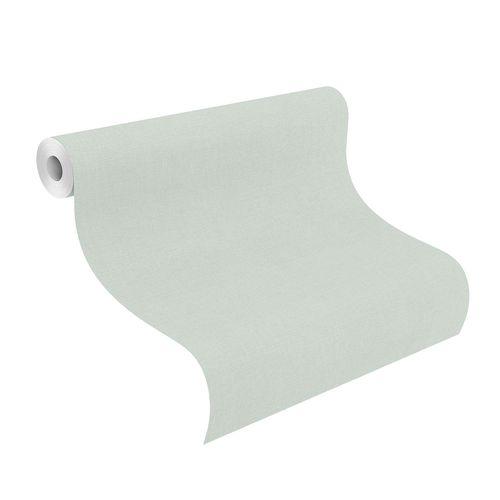 Non-woven Wallpaper Onszelf plain textile lightblue 531343 online kaufen