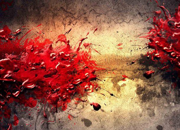 Fototapete Abstrakt Betonwand rot Premium Vlies 200g/m²  online kaufen