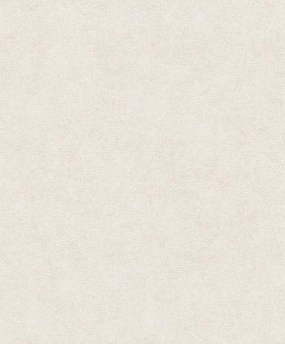 Non-woven wallpaper Rasch plain used cream beige 708059 online kaufen