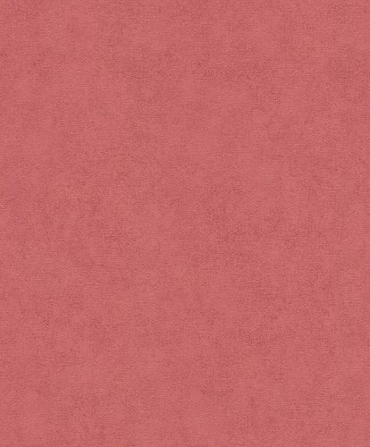 Non-woven wallpaper Rasch plain used red 708097 online kaufen