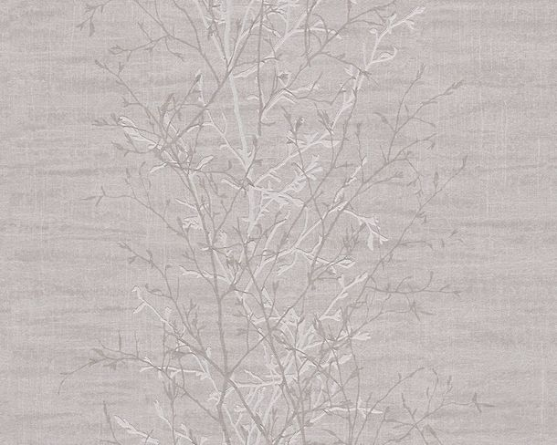 Non-Woven Wallpaper tendrils rose grey taupe 96203-3 online kaufen