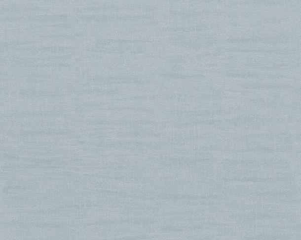 Non-Woven Wallpaper plain aquarell grey blue 96245-1